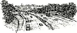 M1 near Tankersley
