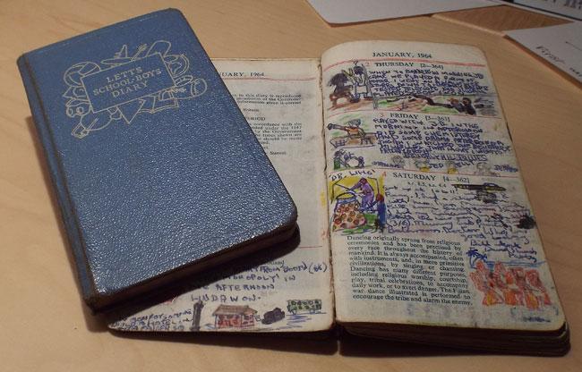 Lett's Schoolboy's Diary