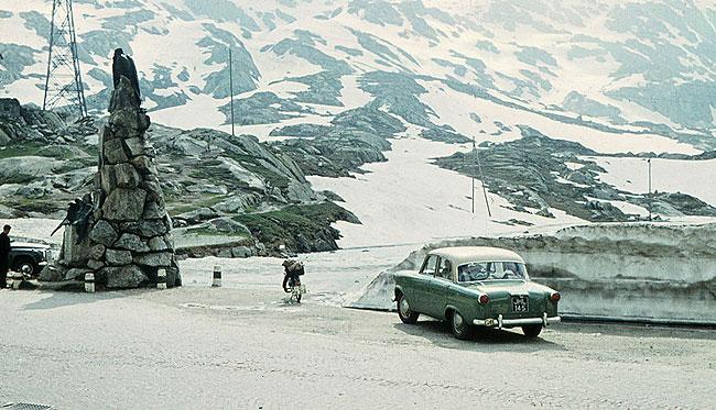 St Gothard Pass