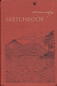 Wainwright sketchbook