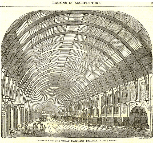 Kings Cross, c. 1860