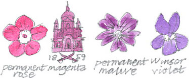 The aniline dye magenta was named after the Battle of Magenta, northern Italy, 1859.