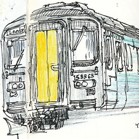 Platform 2, Leeds