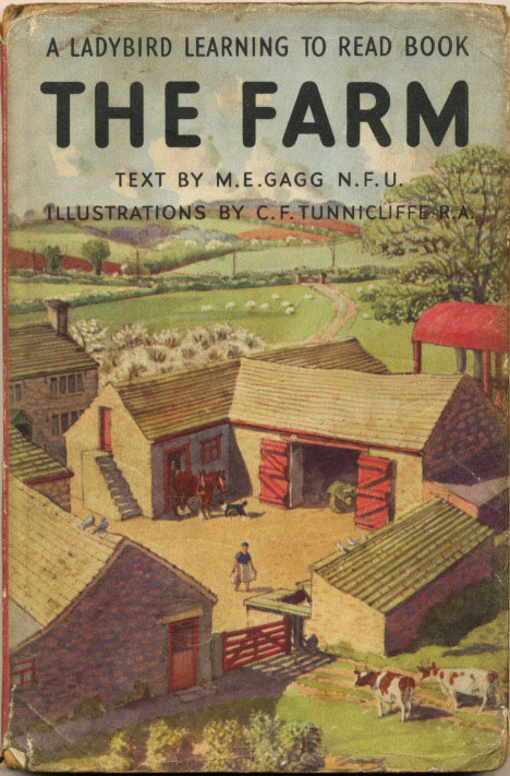 The Farm dustjacket