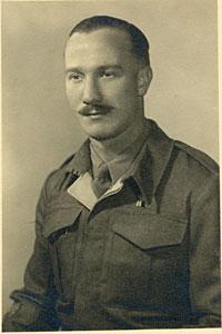 Sergeant Robert Douglas Bell, c. 1939