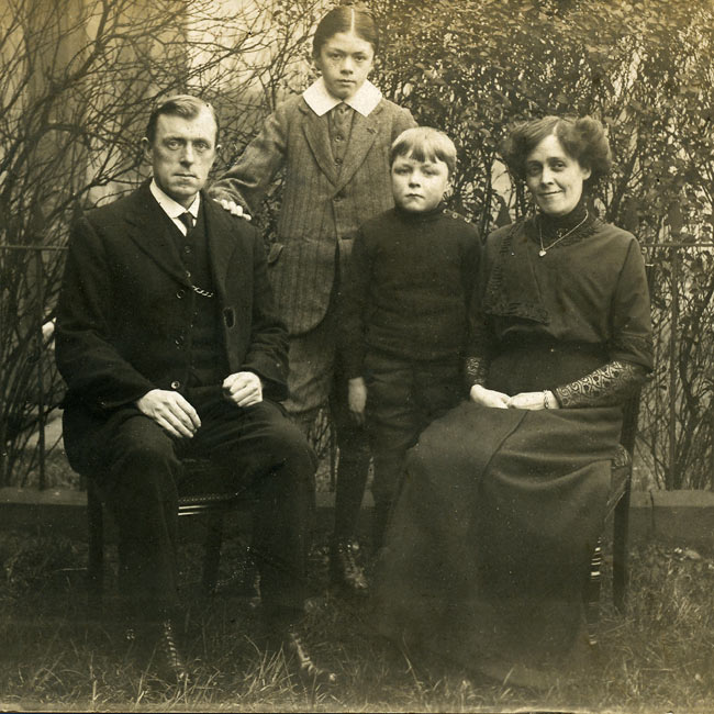 Baines family