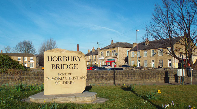 Horbury Bridge