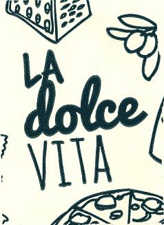 Wrapper from, Bella Italia.