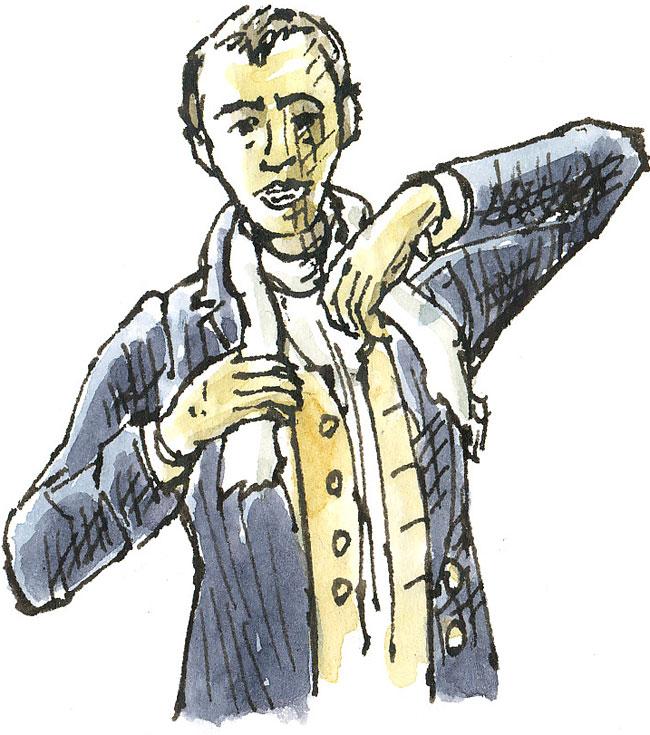 cravat rough
