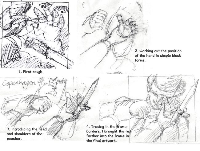 handfight