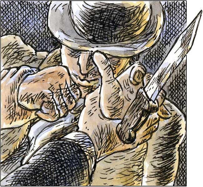 knifework