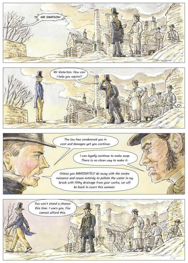 Waterton comic page 9