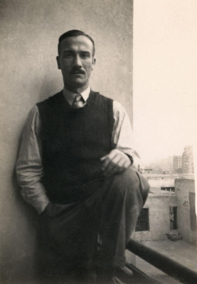 Cairo, 1942