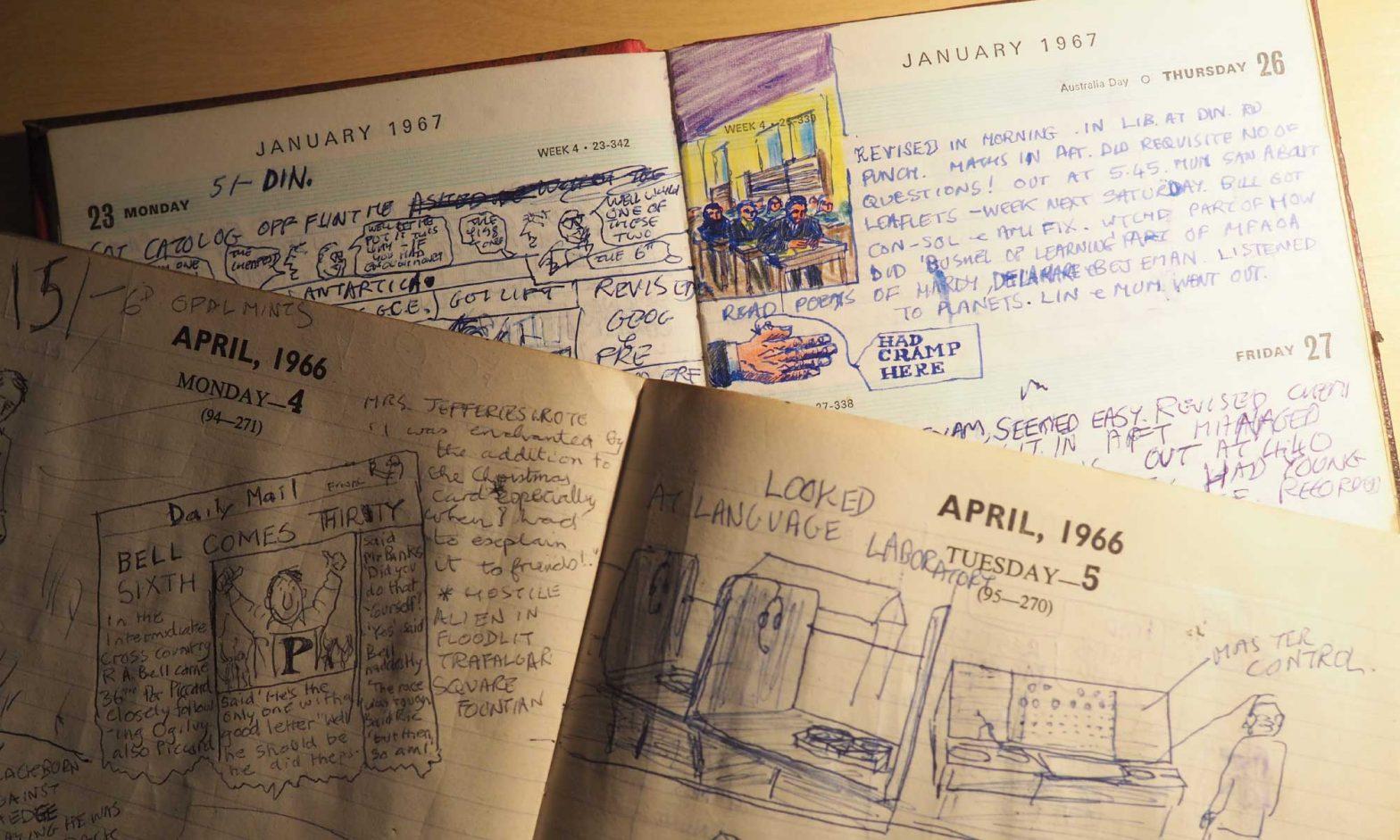 diary 1967