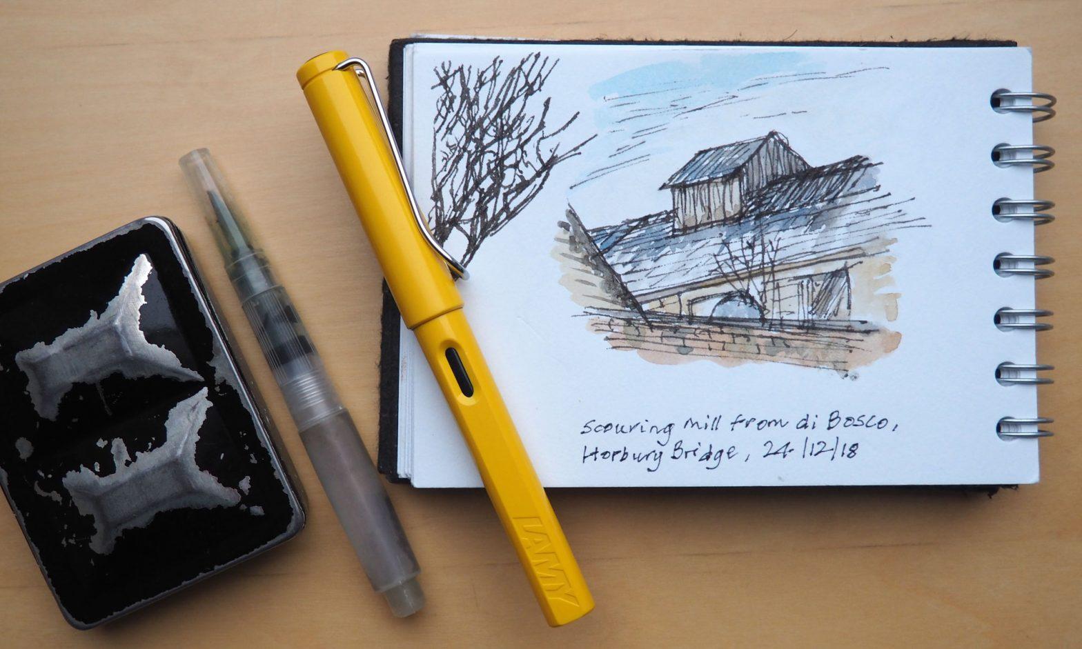 Di Bosco sketches