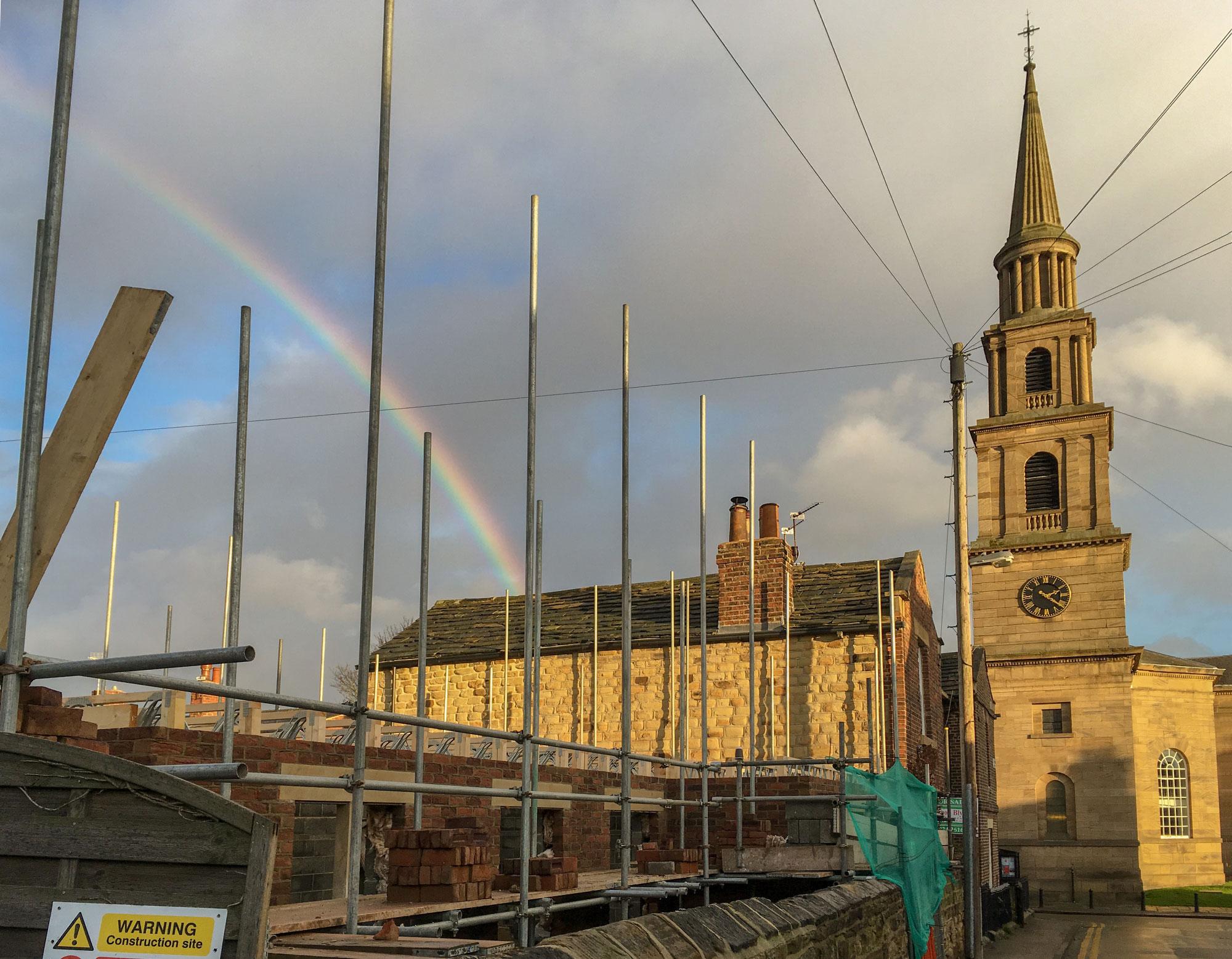 St Peter's Church, Horbury